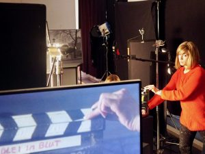 Camera Actor's Studio I-19 © Stefani Lange