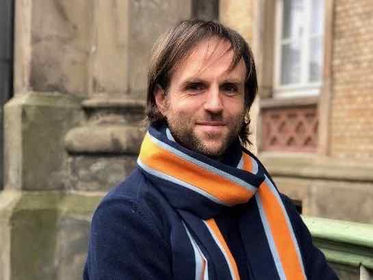 Kursleiter Maximilian Haas